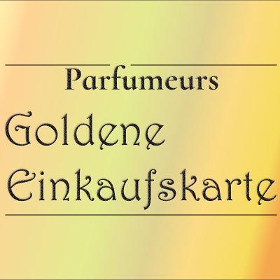Gutschein Parfumessenzen